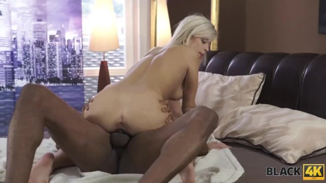 BLACK4K. Ria Sunn knows her new black BF is virgin but has huge cock 10