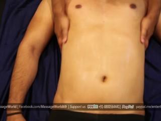 Hot aaryan chest aadi...