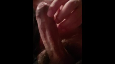 Latin male masturbating during playing a porn video