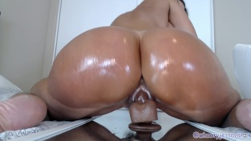Biggest Black Cock On Mirror Early Edition Pawg Milf Jess Ryan Rides