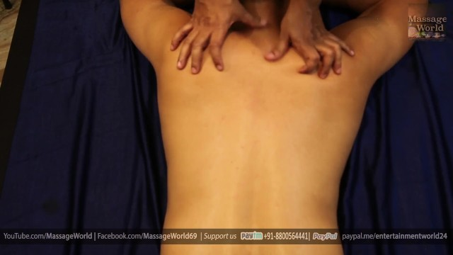 Gay indian man pic Indian man hot back massage