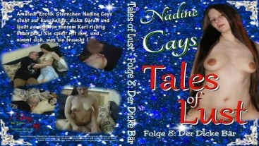 The Thick Bear ( With Nadine Cays ) - Tales of Lust – Episode 8