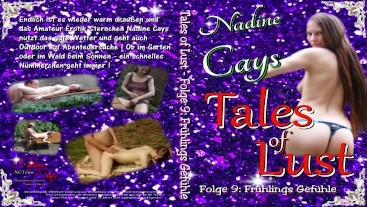 Spring Feelings ( with Nadine Cays ) - Tales of Lust Episode 9 Outdoor