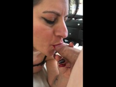 Licking His Delicious Slippery Foreskin With My Lips And Tongue 4K