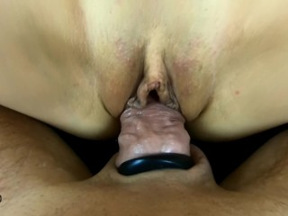 Big Tits Gf gets crazy after 2 weeks Sex Prohibition!