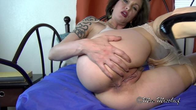 My Eager Cum Slurping Cuckold – Mrs Mischief milf hotwife cuck fantasy