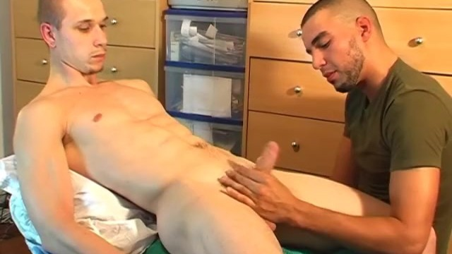 Gay straight gigantic dude dick sex Real straight dude in a gay porn gets sucked in spite of him.