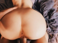 Real Homemade POV Doggystyle Creampie With Classmate - Amateur Babe Reislin