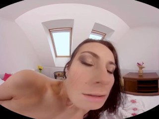 VRHUSH Lexi Dona and Sybil A pussy licking in virtual reality