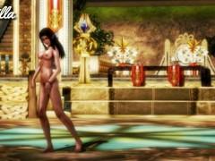 Emelia Dancing 3D CGI (Music)