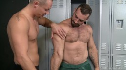 ExtraBigDicks Muscle Hunk Jaxton Wheeler's Fat Cock Up My Ass
