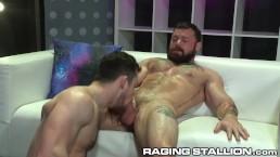 RagingStallion Big Dick Muscle Hunk Shut Up & Fuck Me Hard!