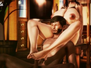 Ryzen big boobs 3 hentai...