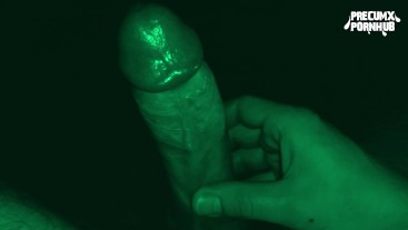 Night Vision Semen Emission