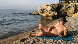 Climbing Beach Solo Male Anal Creampie - Lapjaz.com Ecosexual Ecoporn
