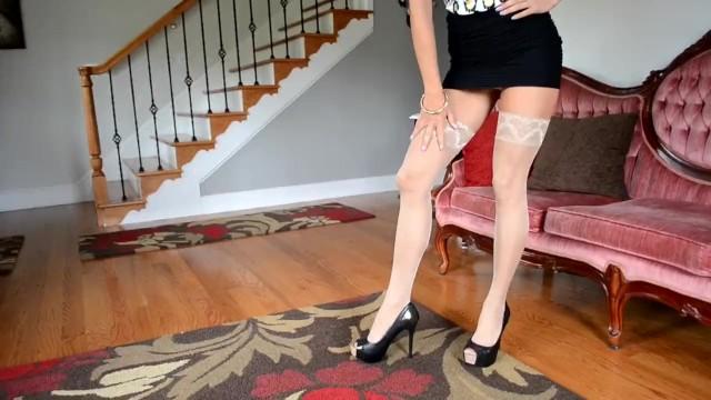 Stockings JOI Ashley Sinclair 1