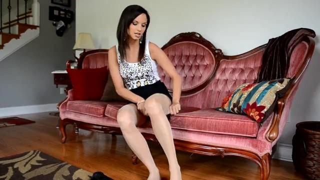 Stockings JOI Ashley Sinclair 44
