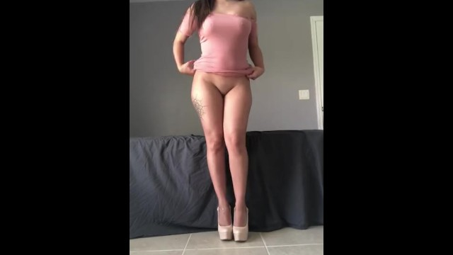 Hell strip landscape Watch me strip tease and squirt