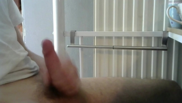 Jerking of at some gay stepson porn