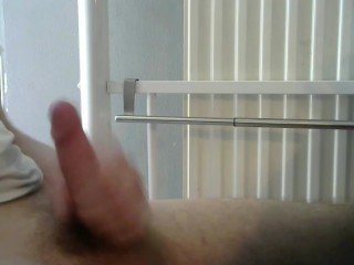 Jerking of at some gay stepson porn...