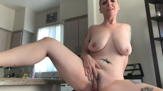 Son's Chores for Stepmommy Feet and Impregnation Taboo Roleplay