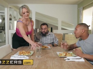 Brazzers – Dee Williams cheats on her husband with young bbc