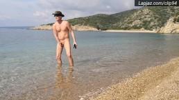 Kalamata Beach Solo Male Anal Creampie - Lapjaz.com Ecosexual Ecoporn