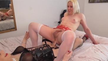 Katie hires an escort