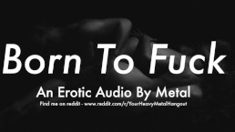 A Hard Fucking Against the Wall (Erotic Audio for Women)