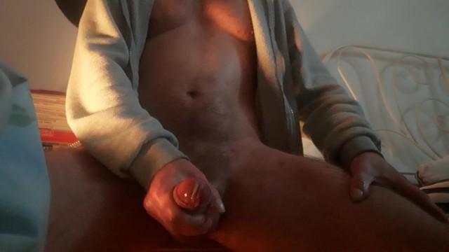 Streaming Gratis Video Nikita Prostate massage and cumshot