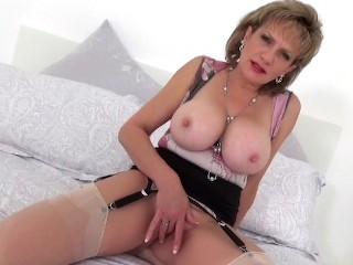 Tits and fingering...