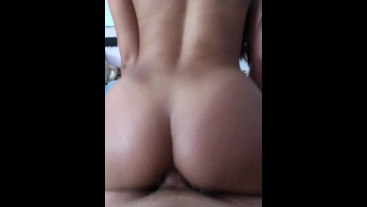 HOT 19 YR OLD ASIAN SLUT POUNDED TILL I FINISHED IN HER ASS