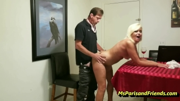Fucking the Boss's Wife with Ms Paris Rose