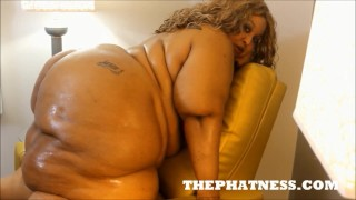 THEPHATNESS.COM FALLON FIERCE SSBBW BEAUTY