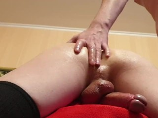 Awesome cock bareback fucked me and filled my ass with cum