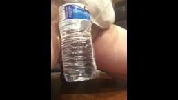 CBT: Slamming My Balls with a One Liter Bottle of Water
