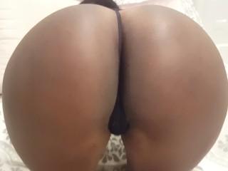 Teen her big round...