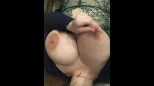 Milf fingers pussy 6