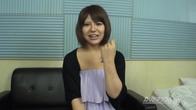 【無】処女喪失ドキュメントパート1 Kumi Hatsune