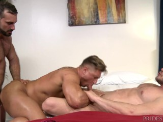 ExtraBigDicks So I Invited Jaxton Wheeler Over. Threesome Time!