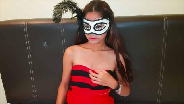 Thai Teen play herself - nice tiny tits AliciaAsia 7
