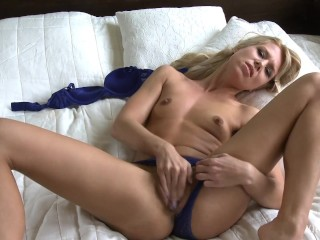 LETSDOEIT - Kinky Milf Loves Playing With Her Pussy