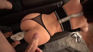 INSTAGRAM FIT GIRL CHEATS BOYFRIEND IN TINDER DATE -4K