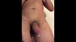 Cumming in a Condom ** Fleshlight **