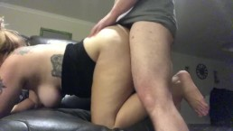 He fucks me way harder then my husband!