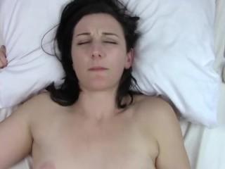 GFE Beautiful Agony Virtual Sex and Cum Shot