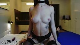 FULL VIDEO! Escort girl fucking - SolaZola