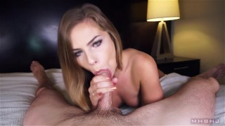 Sydney Cole - Down the hatch!