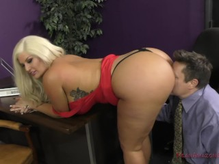 The Queen Of Ass Takes A New Slave Julie Cash