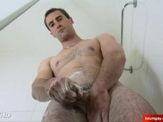 Handsome hetero str8 neighbour...